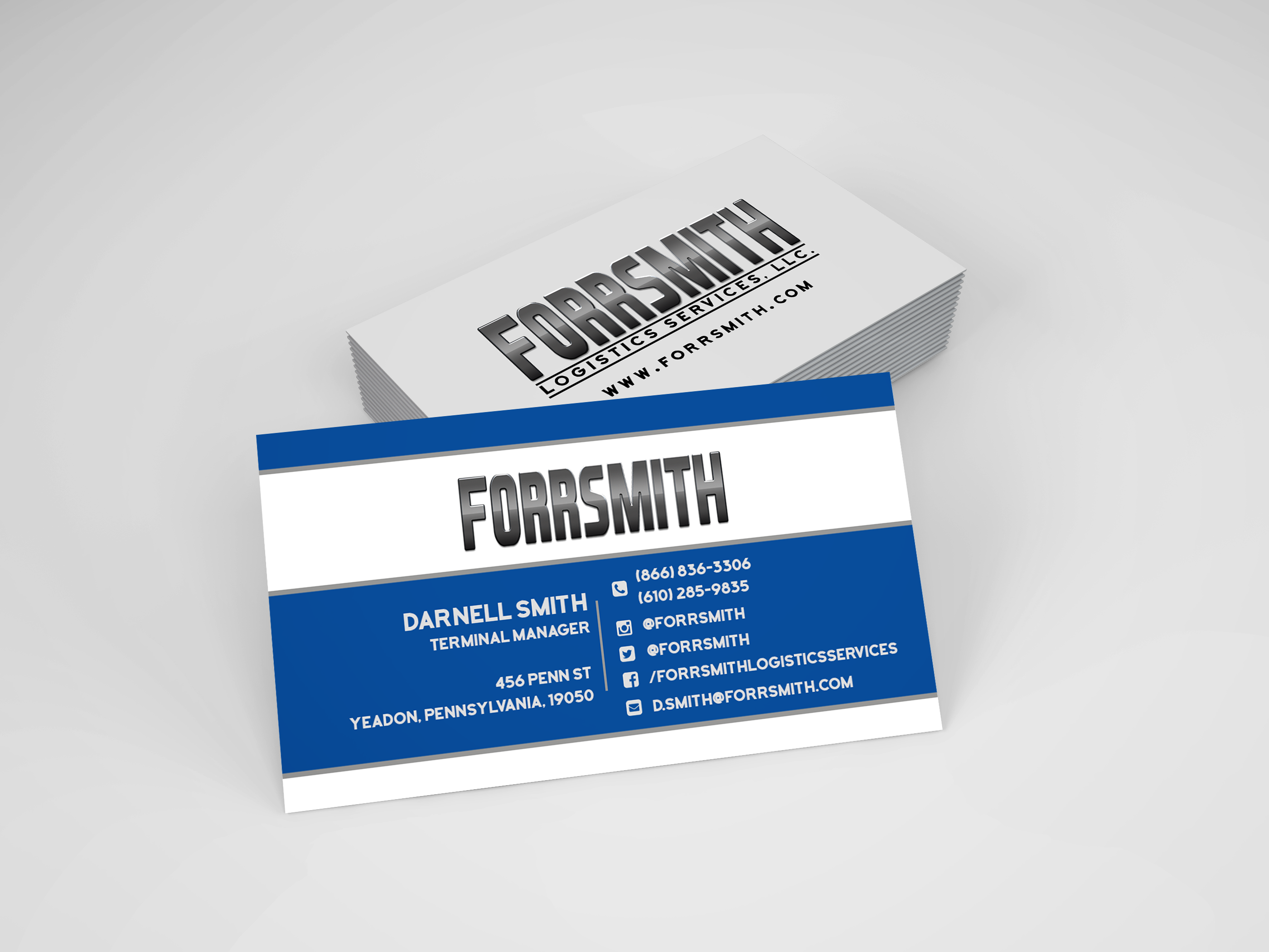 5 Rules to Creating a Totally Awesome Business Card